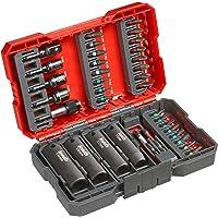 kwb 109020 bit box per imputazione / chiave di impatto Bunitet da 35 pezzi con porta bit e chiavi plug-in resistenti…