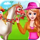 Soins aux chevaux et Équitation Amour pour animaux  - Un jeu pour montrer votre amour pour les animaux et prendre soin de votre animal de compagnie