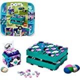 LEGO 41925 DOTS Secret Boxes Jewellery Box Set, Room Décor & Desk Accessories, Arts and Crafts for Kids