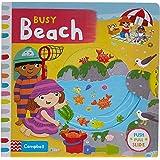 Busy Beach (Busy Books)