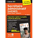 Concours Secrétaire administratif et SAENES - Catégorie B - Préparation rapide et complète à toutes les épreuves: Concours ex