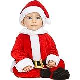 My Other Me Me-200417 Noël Disfraz Papa Noel para niño, 7-12 meses (Viving Costumes 200417)