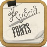 Hybrid Fonts -  Font FX Maker for Messages,Texts,Comments In Gmail,Whatsapp,Vine,LINE,Path,Kik,Tumblr,Snapchat,Instagram,WeChat
