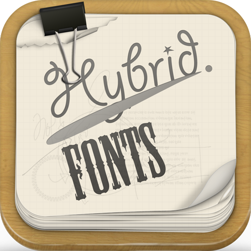 Hybrid Fonts - ⓒⓞⓞⓛ Font FX Maker for Messages,Texts,Comments In Gmail,Whatsapp,Vine,LINE,Path,Kik,Tumblr,Snapchat,Instagram,WeChat -