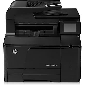 HP LaserJet Pro 200 M276nw Stampante Multifunzione a Colori, Nero/Antracite