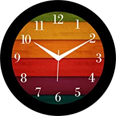 IT2M 10 Inch - Wall Clock - Silent Movement (8503)