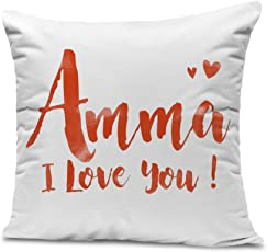 Mother's Day Gifts for Grandmother Printed Cushion with Filler