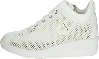 Agile by rucoline Sneakers bassa Donna Bianco 226-20