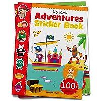 My First Adventures Sticker Book