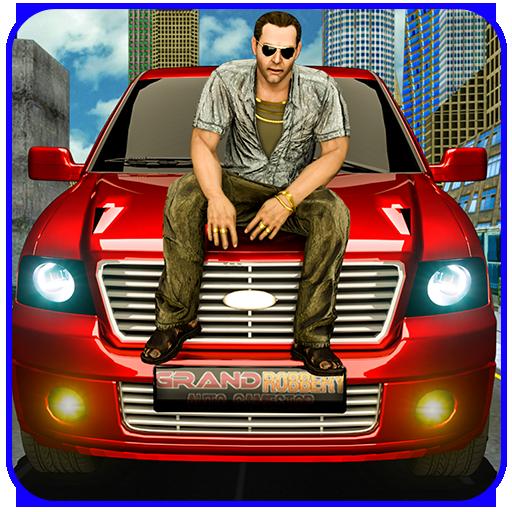 Gangster Rapina Auto GRA: Mafia Gioco 2019