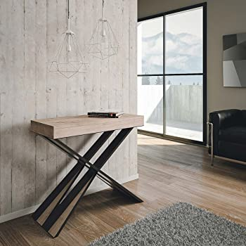 Comfort Home Innovation Table De Salle A Manger Extensible Nordic