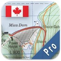 Kanada Topo Maps Pro