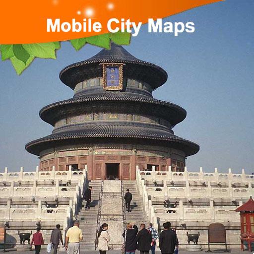 Beijing Street Map