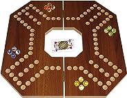 Jackaroo for 4 players - brown board