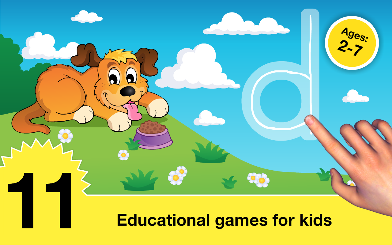 Preschool Learning Kids Games Lite for Toddler, Kindergarten and 1st ...
