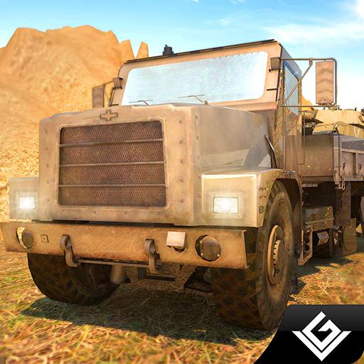 Offroad Army Tank Transport Simulator 3D: Regole della guerra mondiale di Survival Of Hero Laser Ultimo giorno Battlefield Trouble stars Adventure Mission 2018