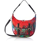 Desigual Womens Accessories Fabric Medium Sac /à dos Bleu U
