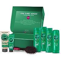 Box Sunsilk Ricci da domare, 3 Shampoo Capelli Ricci 250ml, 1 Balsamo Capelli Ricci 200 ml, 1 Sunsilk 1 Minute Mask…