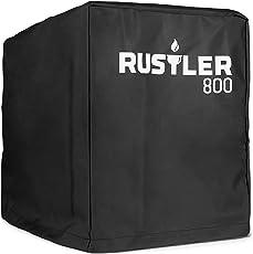 Rustler 800 Abdeckhaube | Schutzhaube – passendes Zubehör für Hochleistungsgrills | Oberhitzegrill – Maße ca. 40 x 30 x 35 cm