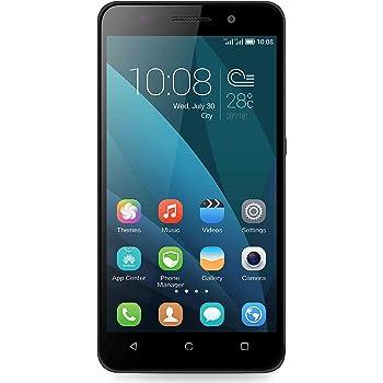 """Honor 4X - Smartphone libre Android (pantalla 5.5"""", cámara 13 Mp, 8 GB, Octa Core 1.2 GHz, 2 GB de RAM), color negro"""
