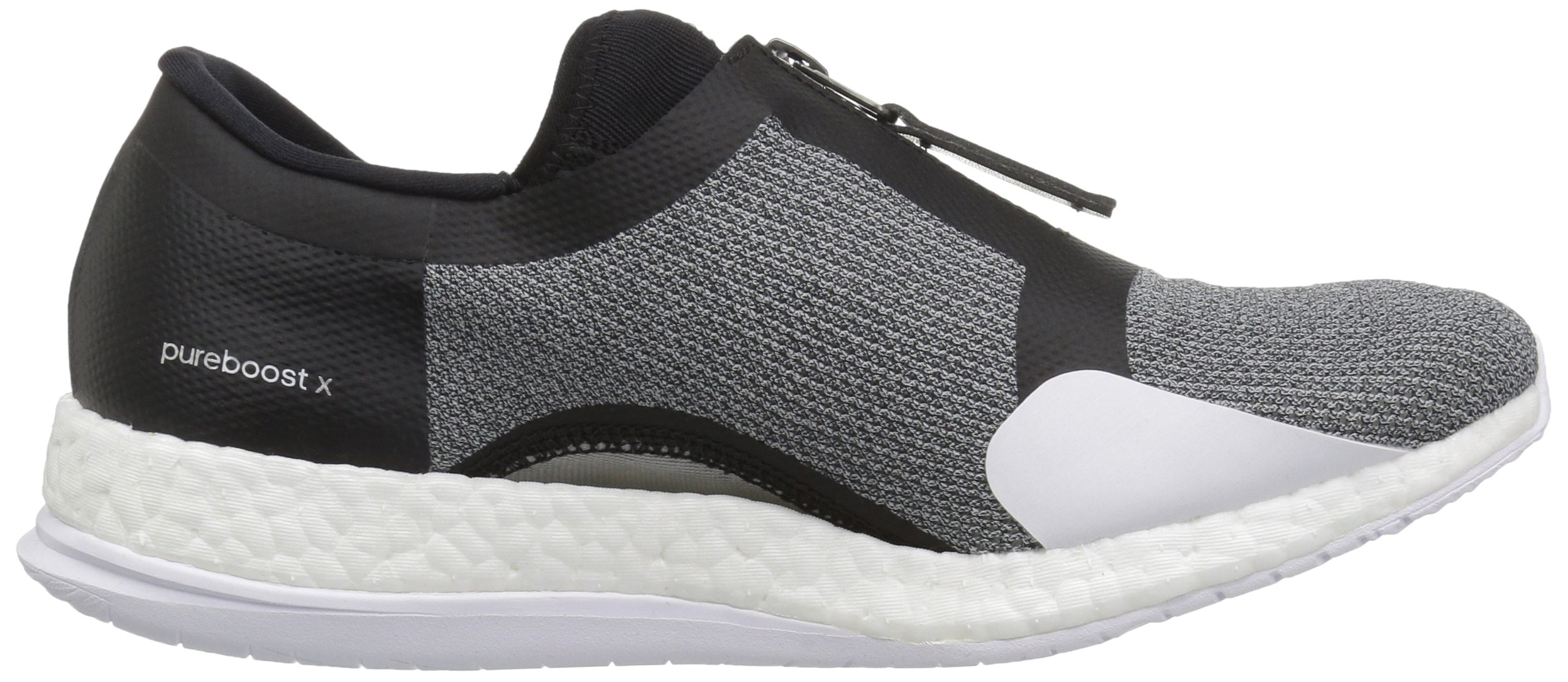 812C7DxJB3L - adidas Womens Pure Boost x tr Zip Low Top Slip On Fashion Sneakers