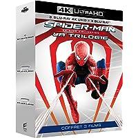 Spider-Man Origins Trilogie 3 Films [4K Ultra Hd + Blu-Ray] [4K Ultra HD + Blu-ray]