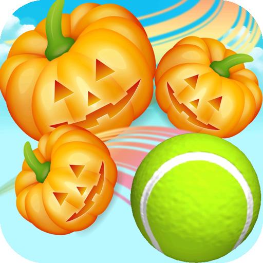 Smash Halloween Pumpkins - Free Edition (Für Halloween-spiel Bird Angry Android)