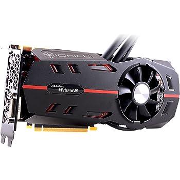 Inno3D C107B-1SDN-P5DNX - Tarjeta gráfica (GeForce GTX 1070, 8 GB, GDDR5, 256 bit, 7680 x 4320 Pixeles, PCI Express x16 3.0)