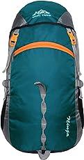 MOUNT TRACK 40L Nylon B6 Ninja Hiking & Trekking Green Backpack