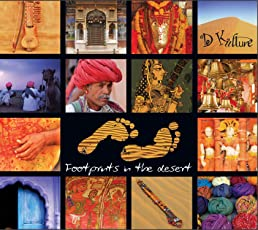 Footprints in the Desert: Rajasthani Music Songs Audio CD single Folk Songs
