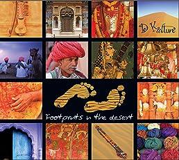 Footprints in the Desert: Rajasthani Music Songs Audio CD single Folk Songs