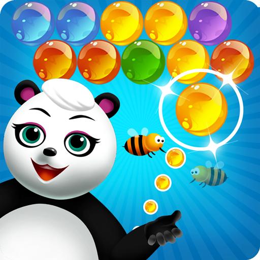 Bubble Shooter Navy Bubble