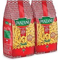 PANZANI Express Fusilli Pasta, 2 x 400 g (Pack of 2)