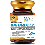 MOUNTAINOR Ultimate Immunity Booster For Defence Mechanism (90 Veg Caps),With Natural Super Foods Like Vitamin C,Tulsi…