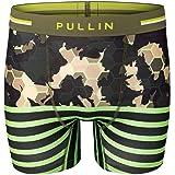 Pullin - Boxer da Uomo Fashion 2 GREENSTRIPE