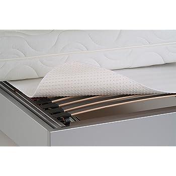 filz matratzen schoner matratzenschoner als auflage zwischen lattenrost und matratze. Black Bedroom Furniture Sets. Home Design Ideas