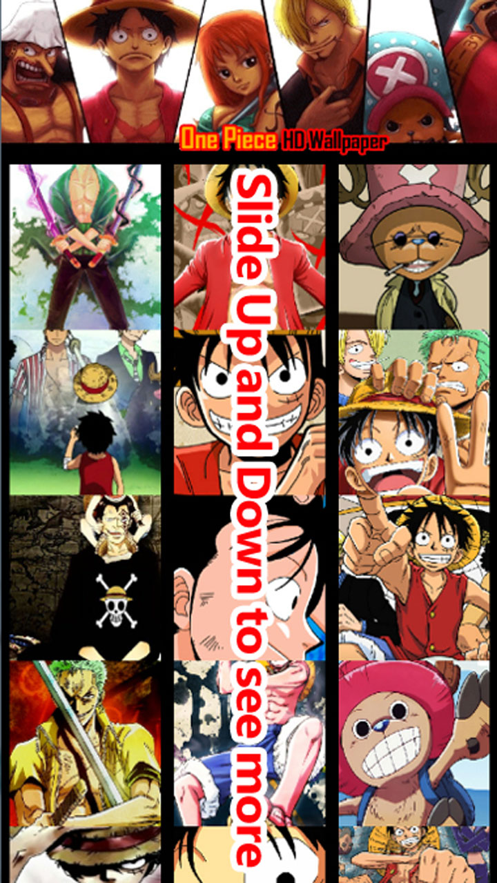 One Piece Wallpaper Amazon Fr Appstore Pour Android
