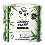 Cheeky Panda Kitchen Towel (Pack of 2)