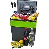Steinborg 30 liter, 2-in-1 koelbox, elektrische koelbox, koeltas, isolatiekas, thermobox, warmhoudbox, auto, camping, thermis
