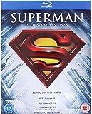 Superman: Motion Picture Anthology 1978-2006 [Blu-ray] [1978] [Region Free]