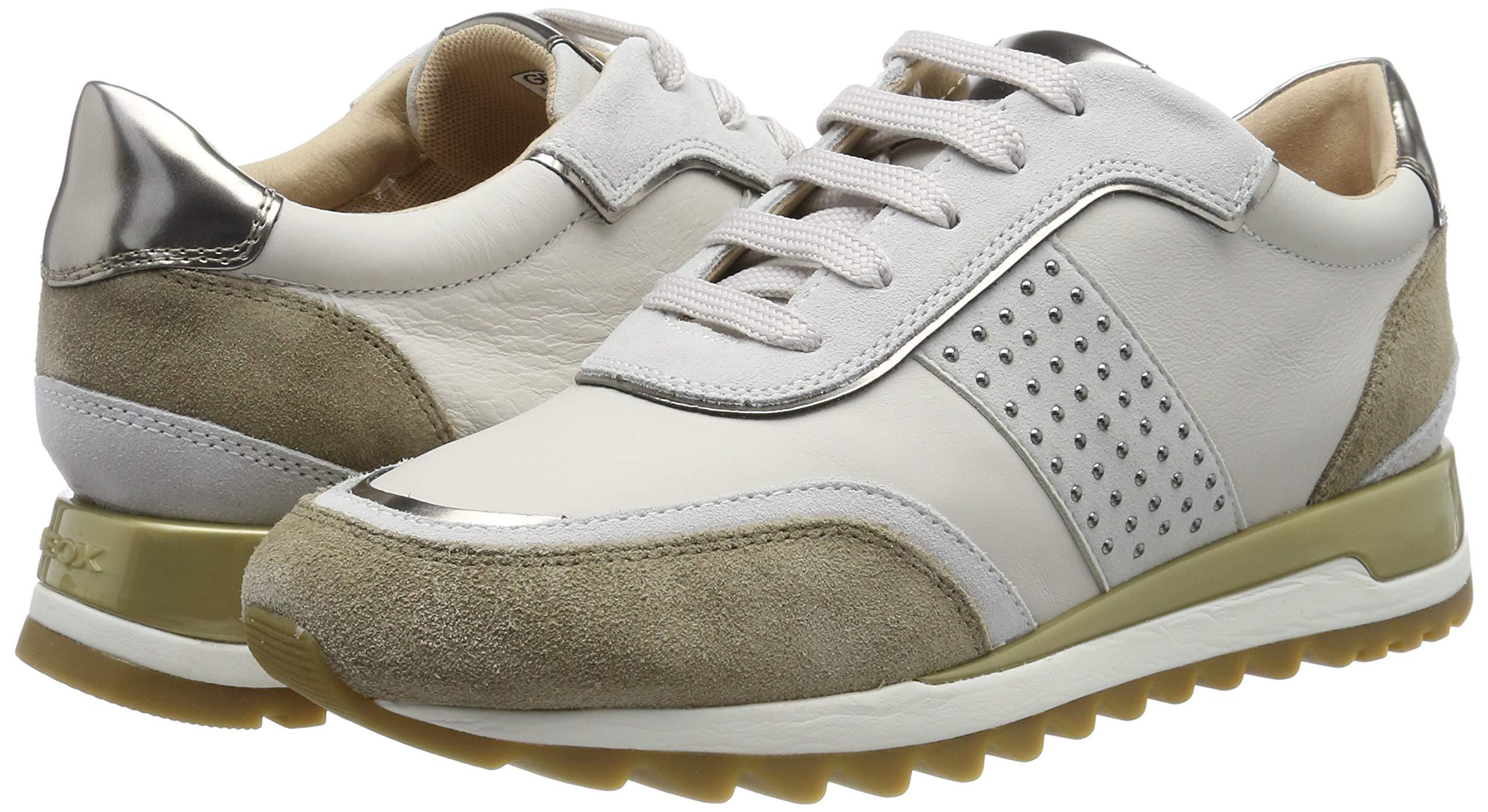 Geox Damen D Tabelya A Sneaker 5