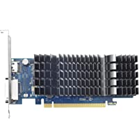 Asus GeForce GT1030-SL-2G-BRK Low-Profile Grafikkarte (Nvidia, PCIe 3.0, 2GB GDDR5 Speicher, HDMI, DVI)