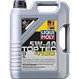 زيت المحرك توب تك من ليكوي مولي 4100 5W-40، 5 لتر