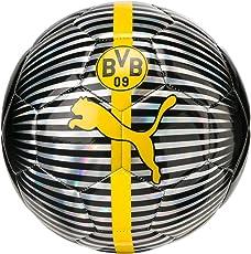 Puma Fußball Ball One Chrome BVB Borussia Dortmund Size 5