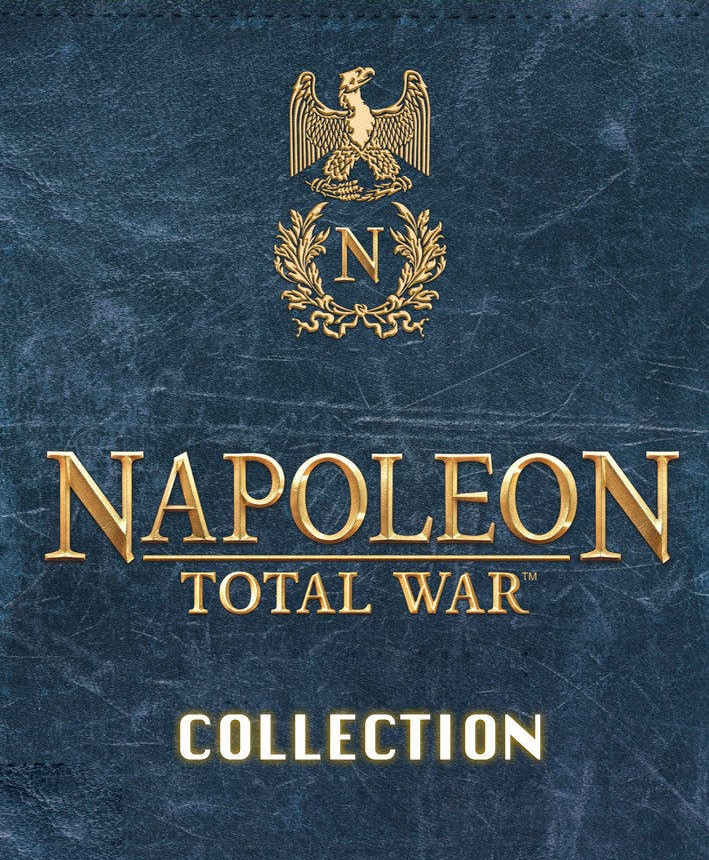 Napoleon : Total War Collection [PC Code - Steam] (Pc Games Total War)
