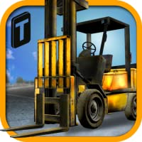 Forklift Crash Madness 3D