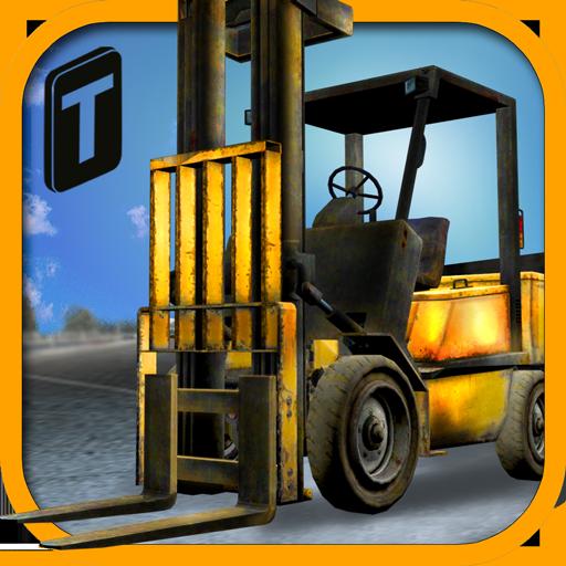 Boom Lift (Forklift Crash Madness 3D)