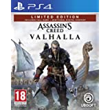 Assassin's Creed Valhalla - Limited [Esclusiva Amazon] - Playstation 4