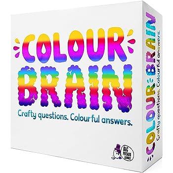 Big Potato Colourbrain: The Ultimate Family Board Game
