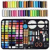 HEPAZ Kit de Couture, 200pcs Set de Couture Accessoires de Couture Premium avec étui de Transport, Kit de Couture,Maison…